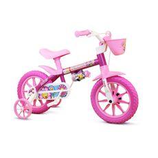 bicicleta-infantil-aro-12-flower-rosa-nathor