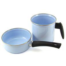 conjunto-papeiro-e-leiteira-azul-metallouca