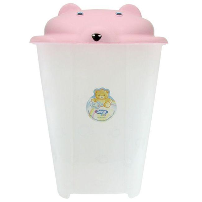 cesto-do-bebe-urso-transparente-44l-rosa-748-cajovil
