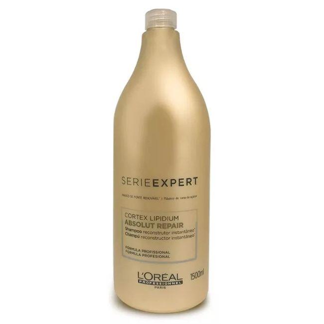 shampoo-profissional-absolut-repair-cortex-lipidium-15l-loreal