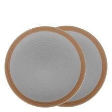 conjunto-2-pratos-de-ceramica-para-sobremesa-cinza-205cm-35390-bom-goumert