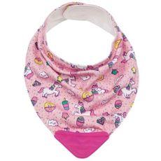 bandana-baby-unicornio-rosa-com-mordedor-09784-buba