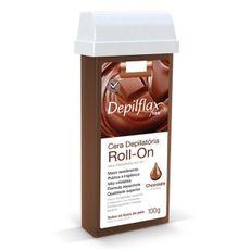 cera-depilatoria-roll-on-chocolate-100g-depilflax