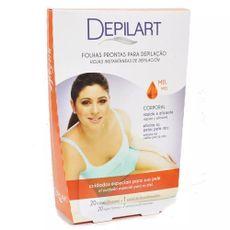 folhas-prontas-para-depilacao-mel-20-folhas-corporal-depilart