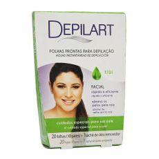 folhas-prontas-para-depilacao-kiwi-20-folhas-facial-depilart