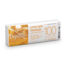 lenco-para-depilacao-com-100-unid-depilflax