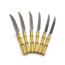 conjunto-com-6-garfos-para-churrasco-bambu-plastico-21cm-7384-lyor