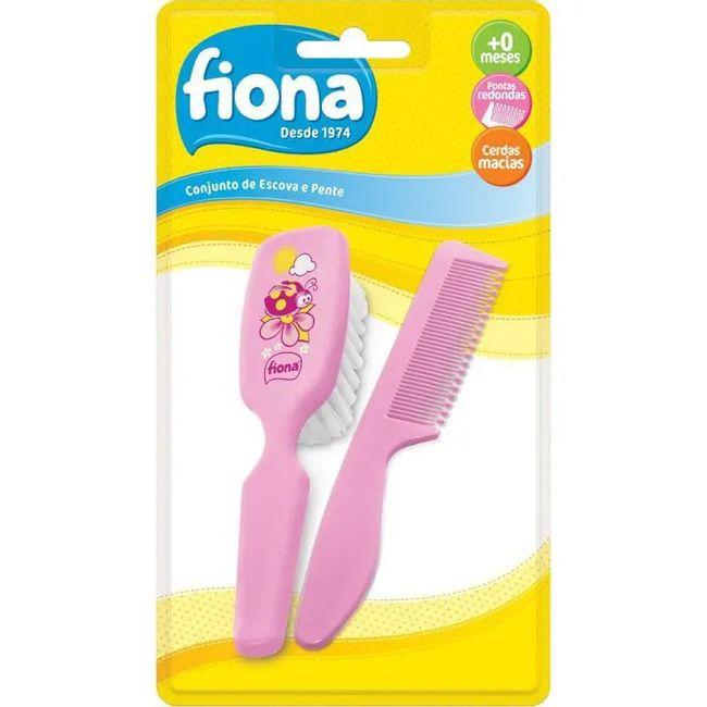 conjunto-de-escova-e-pente-com-2-pecas-rosa-802530-fiona