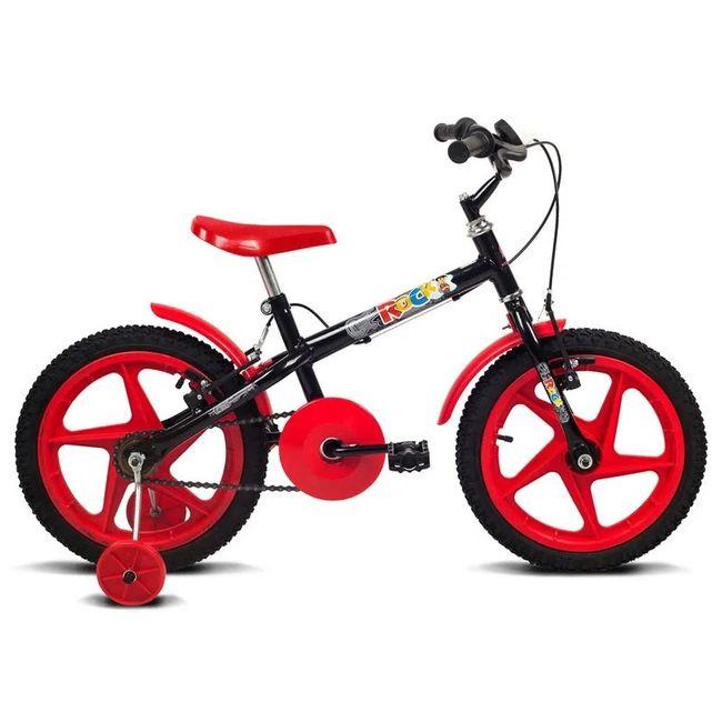 bicicleta-rock-aro-16-preta-e-vermelha-10362-verden