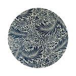 lugar-americano-plastico-leaf-azul-38cm-7874-lyor
