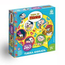 quebra-cabeca-260-pcs-turma-da-monica-turma-animada-nig-brinquedos