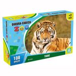 quebra-cabeca-zoo-tigre-108-pecas-nig-brinquedos