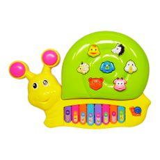 tecladinho-divertido-caracol-sortidas-dmt5016-dm-toys