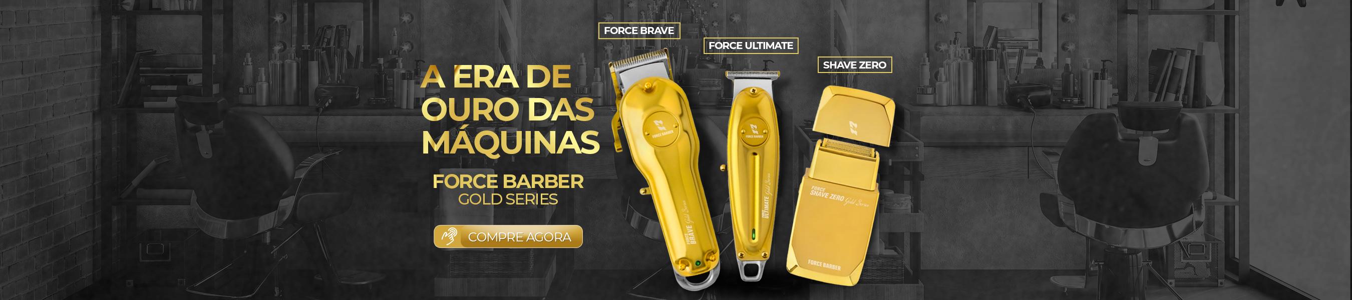 Banner Linha Force Barber
